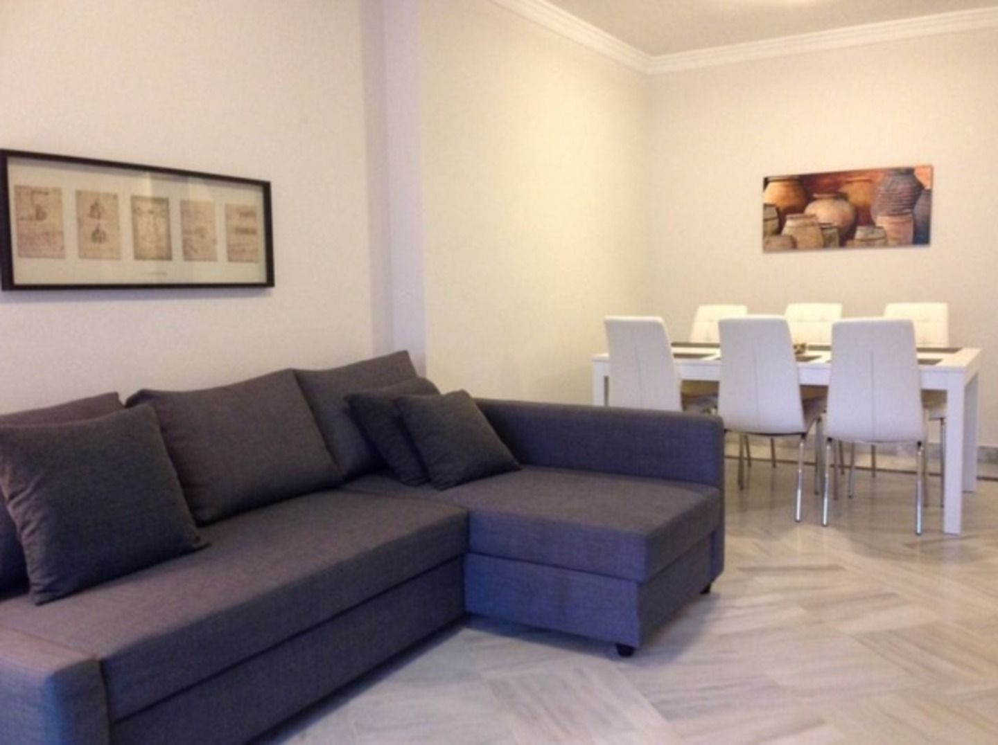 Lovely apartment to rent in Dama de Noche