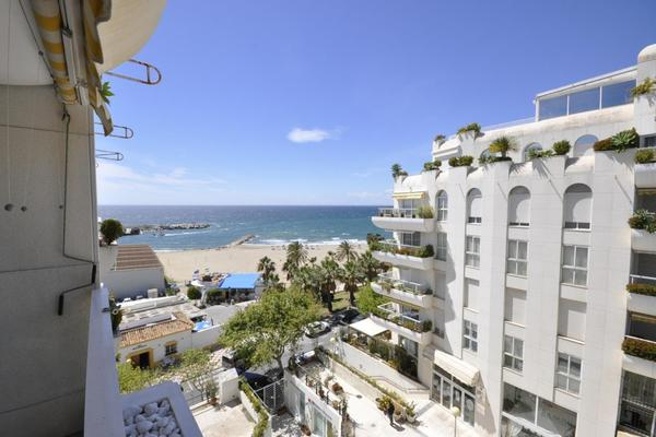 Apartment for rent and for sale in Marbella Center