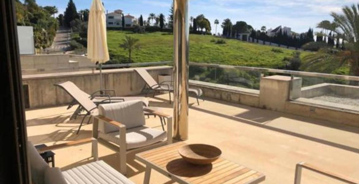 Apartament for short-term rent in Los Naranjos Golf