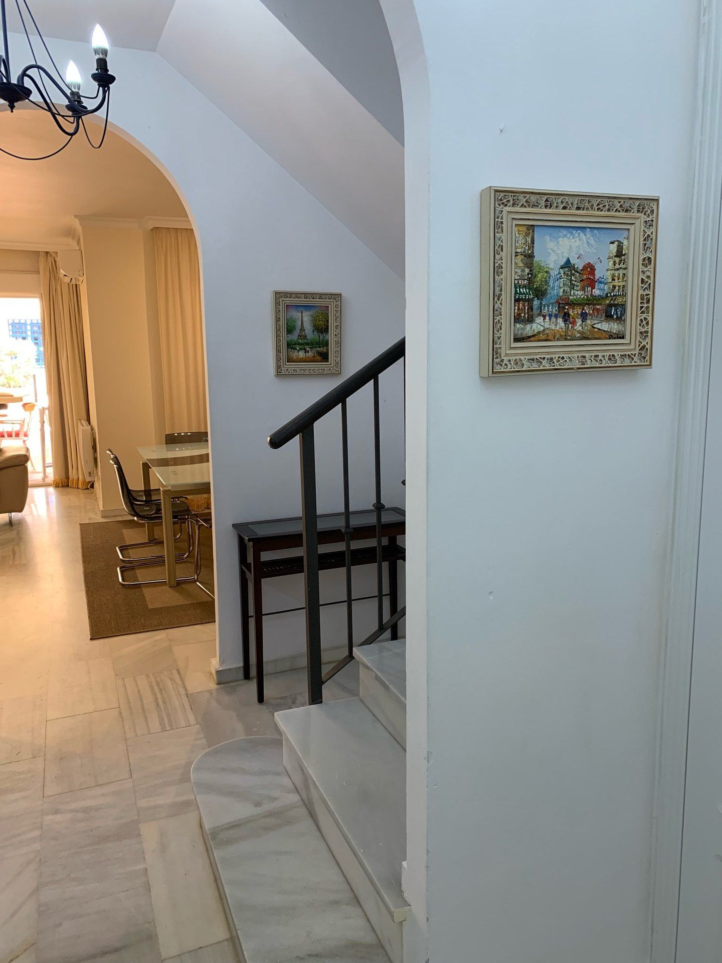 Town House for rent in Puerto Banus Marbella