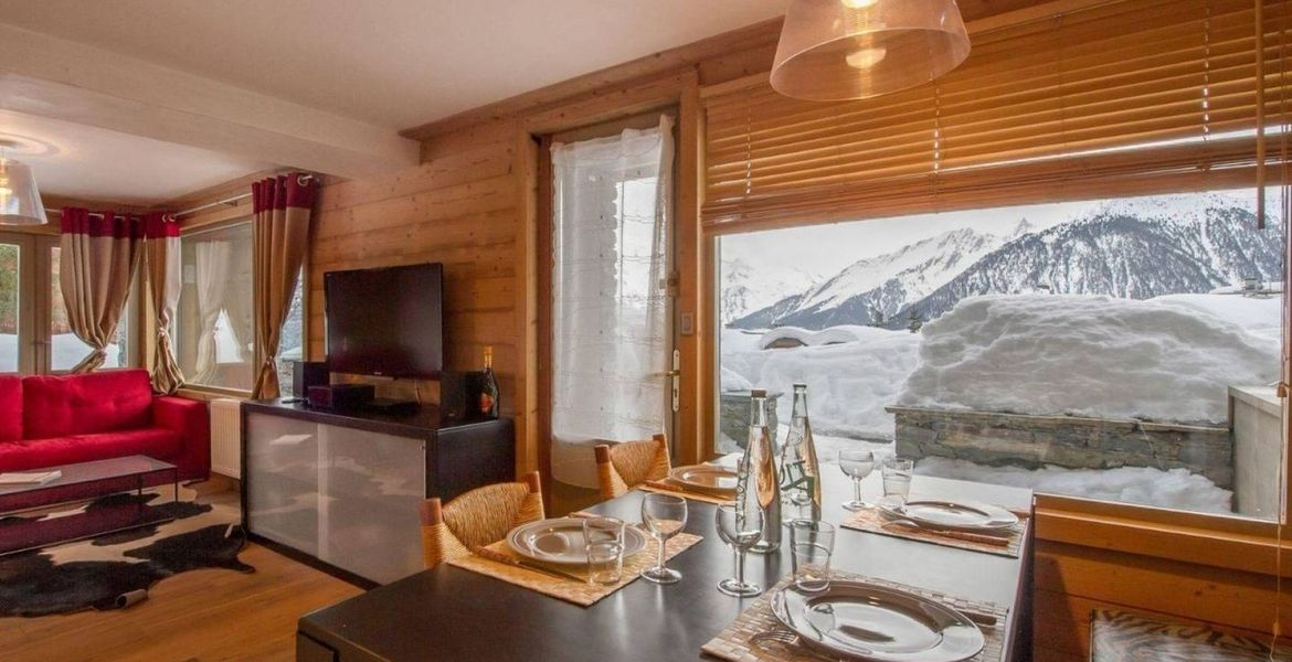 APARTAMENTO EN VENTA EN COURCHEVEL 1850