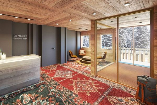 NEW construction Apartment for sale in Courchevel Village