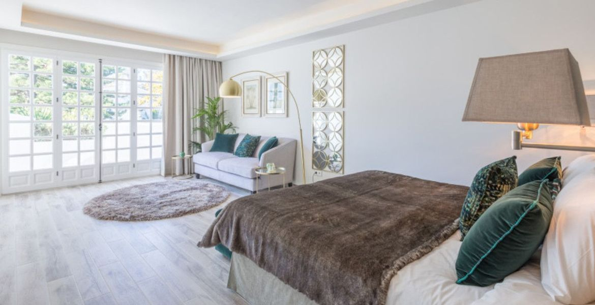 Unique one bedroom suite in Puente Romano
