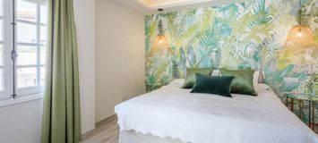 Lovely one bedroom suite in Puente Romano Hotel.