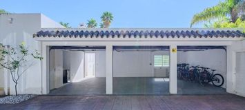 Villa for rent Marbella Golden Mile