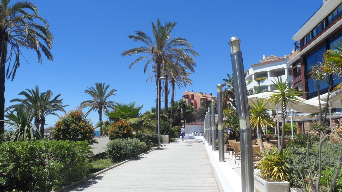 SHOP BUSINESS PREMISES FOR SALE IN GUADALPIN BANUS MARBELLA