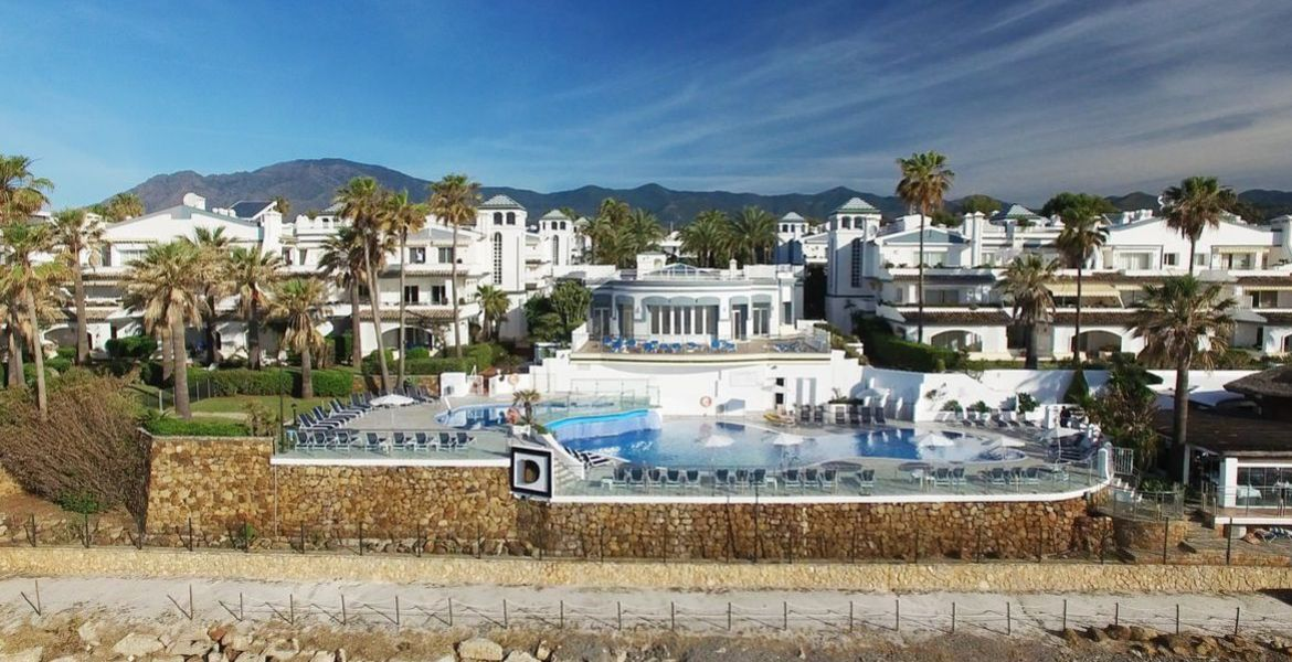 Dominion Beach New Golden Mile Kempinski Bahia Estepona