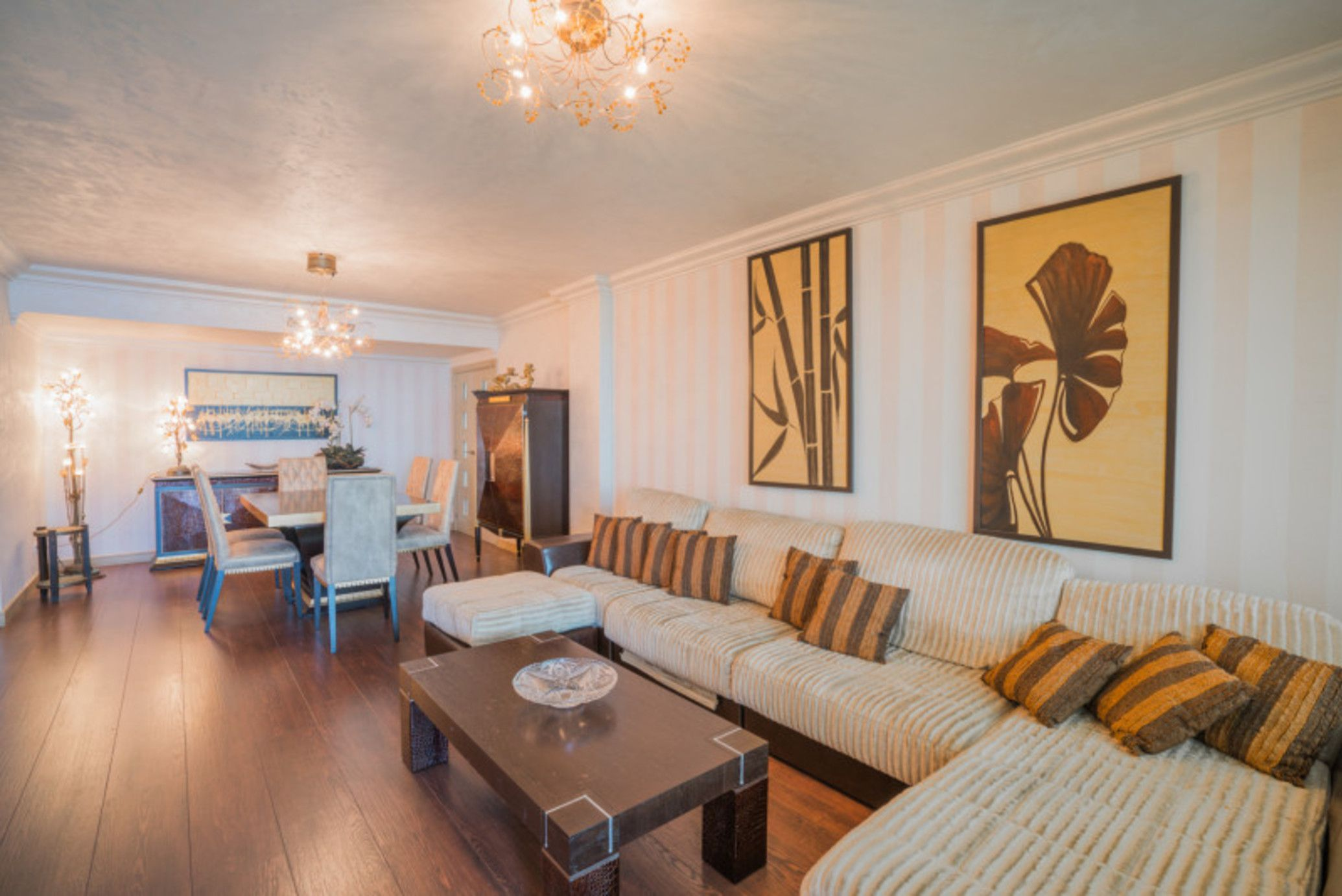 Stylish apartment in Golden Mile