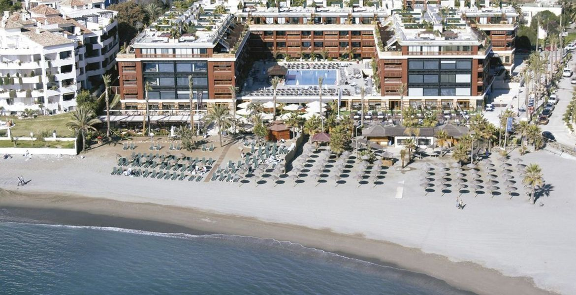 Investment project Guadalpin Banus