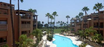 4 bedroom apartment at the beach in Marbella
