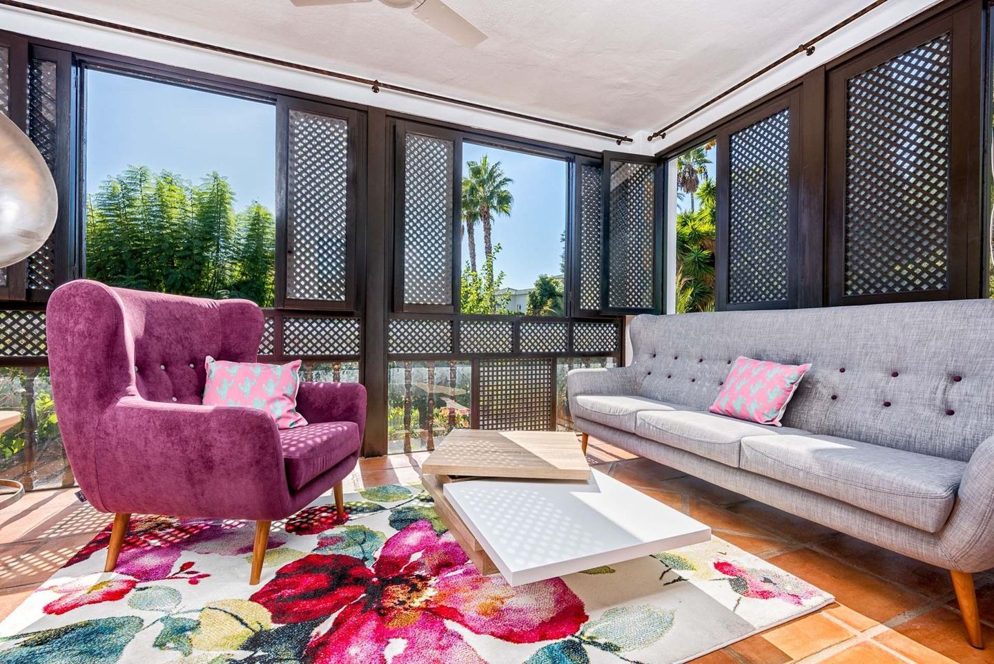 Holiday Townhouse in Marbella