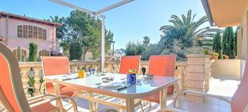 Town house on the beach Playa del Muro Mallorca