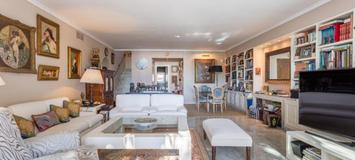 Spacious three bedroom duplex penthouse
