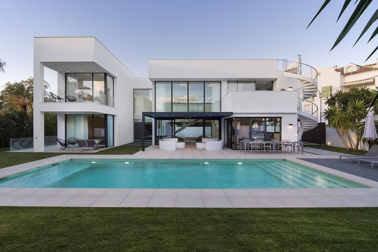 Luxury villa near Puerto Banus